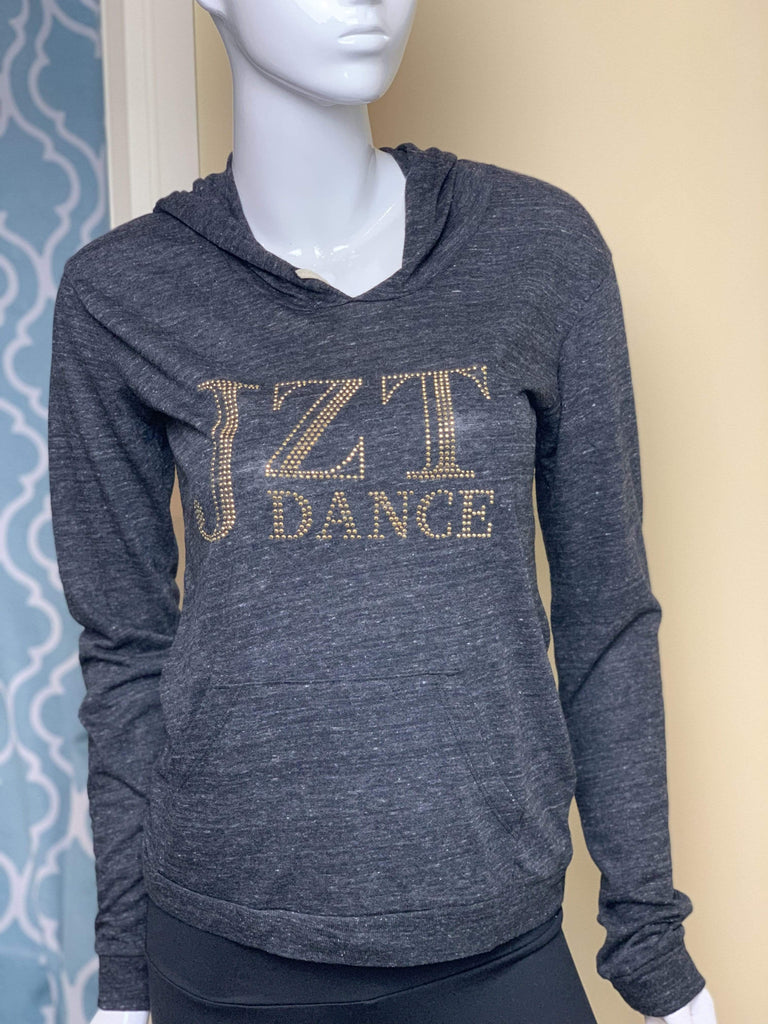 JZT Dance Jersey Knit Hoodie Beyond the Barre