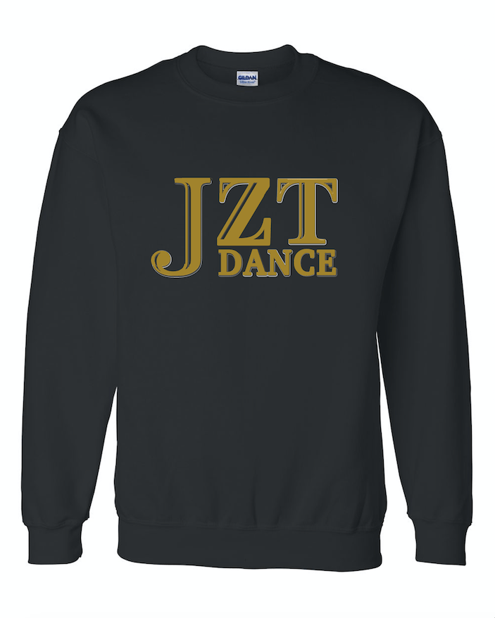 JZT Dance Youth Unisex Hooded Sweatshirt Beyond the Barre