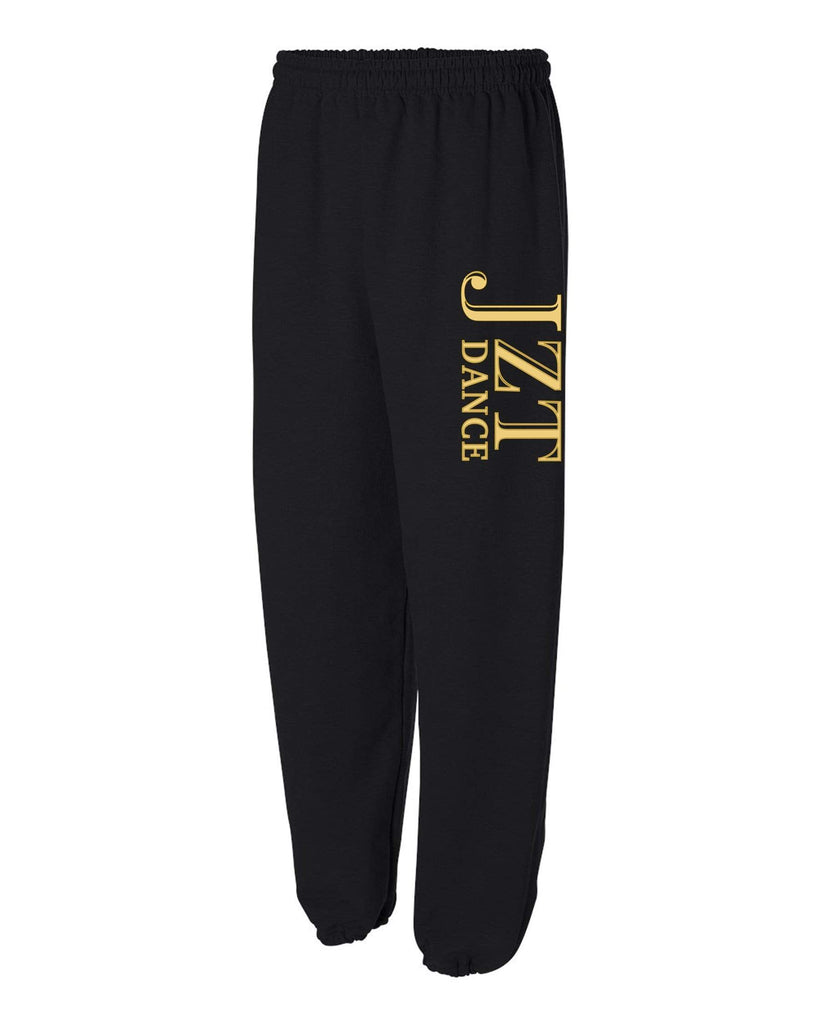 JZT Dance Custom Sweat Pants-Youth Beyond the Barre sweatpants