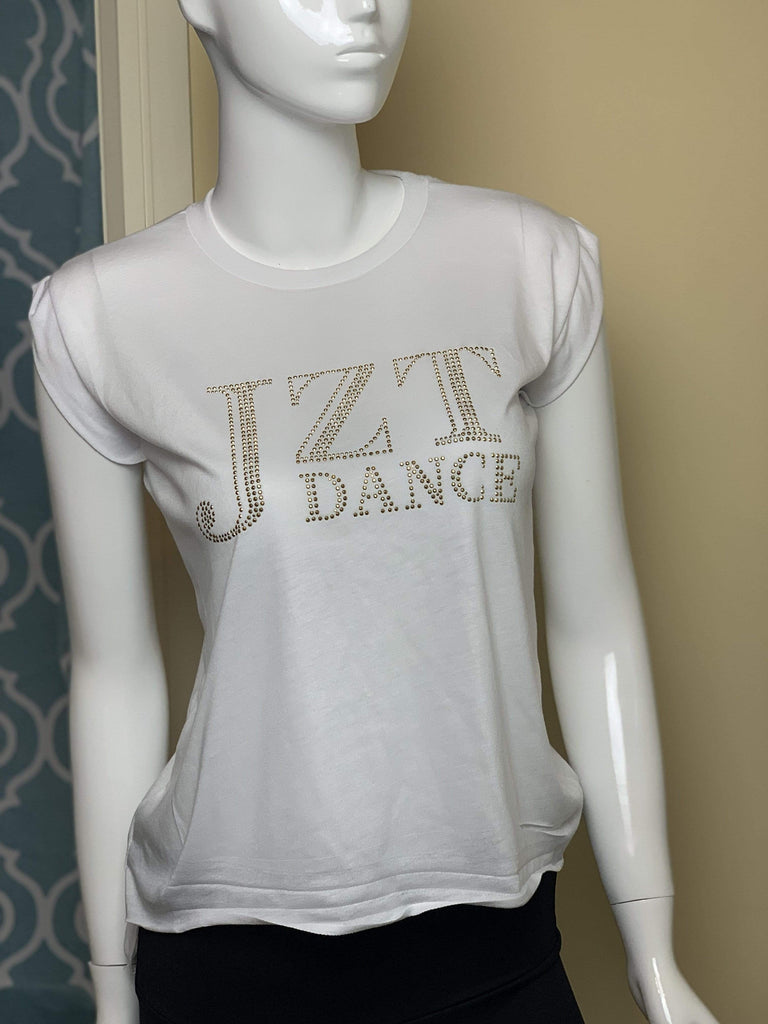 JZT Dance Muscle Tee Beyond the Barre tank top