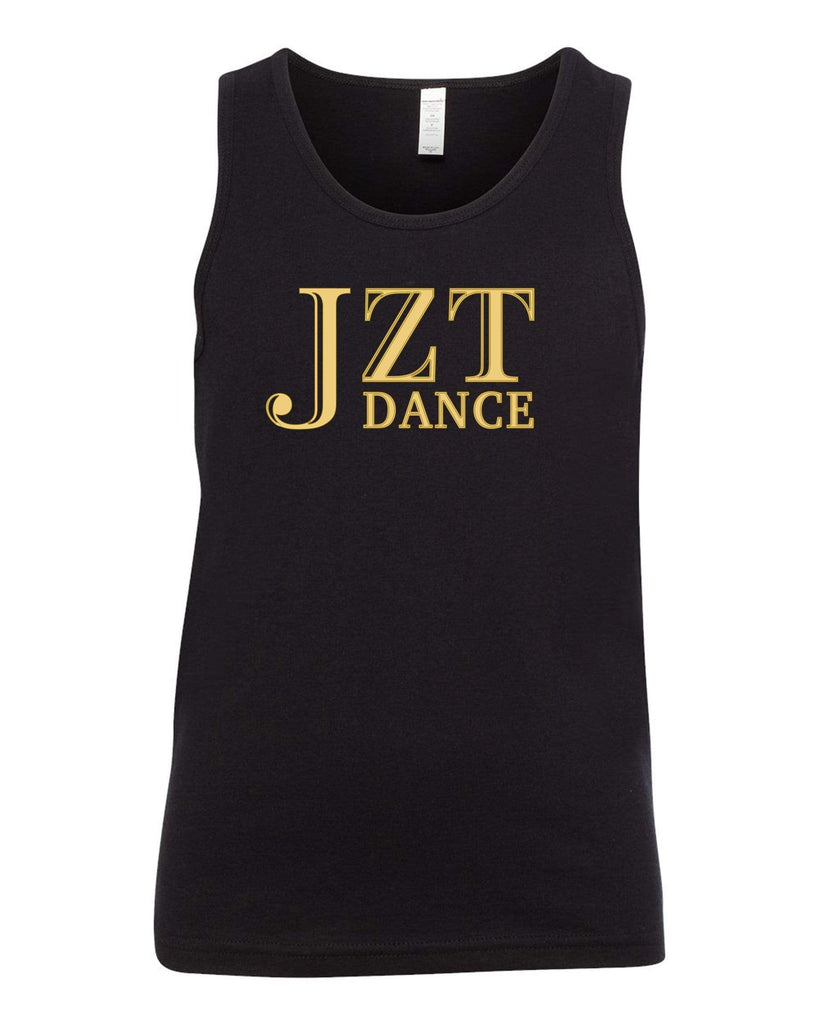 JZT Unisex Youth Tank Top Beyond the Barre tank top