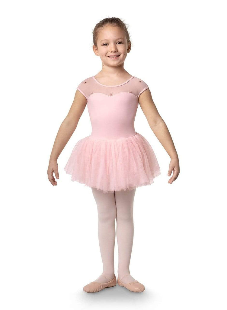 Bloch Mesh Bow Back TuTu Dress BLOCH Dress