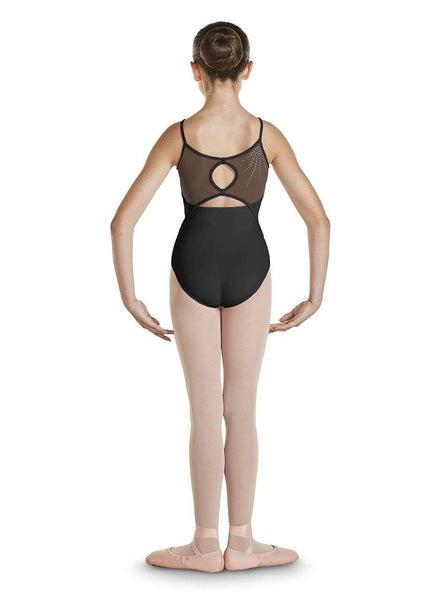 Bloch Deco Back Camisole Leotard