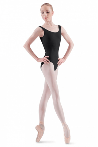 BLOCH BASIC TANK LEOTARD-ADULT