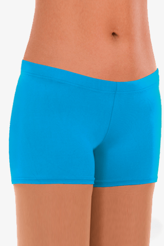 BODYWRAPPERS PRO-WEAR BOY CUT SHORT-ADULT Bodywrappers Booty Shorts