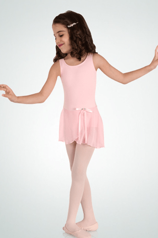 Children's Tank Skirted Leotard bodywrappers LEOTARDS