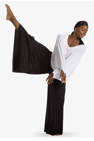 Bodywrappers Celebration of Spirit Palazzo Pants