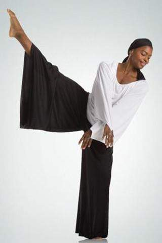 CHILDREN'S Bodywrappers Celebration of Spirit Palazzo Pants Bodywrappers liturgical dancewear