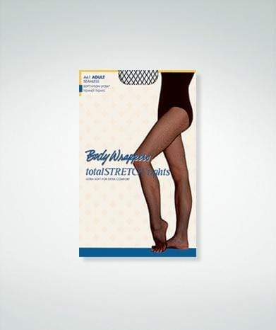 BODYWRAPPERS ADULT SEAMLESS FISHNETS bodywrappers tights