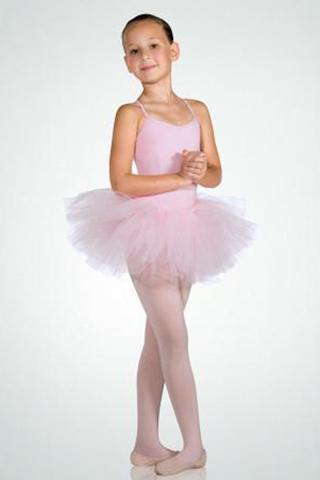 Full Elastic Waist Tutu by Bodywrappers Bodywrappers tutu