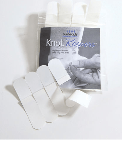 Bunheads Knot Keepers Bunheads pointe shoe accessories