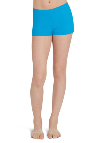 Capezio Children's low rise boy cut short CAPEZIO Booty Shorts