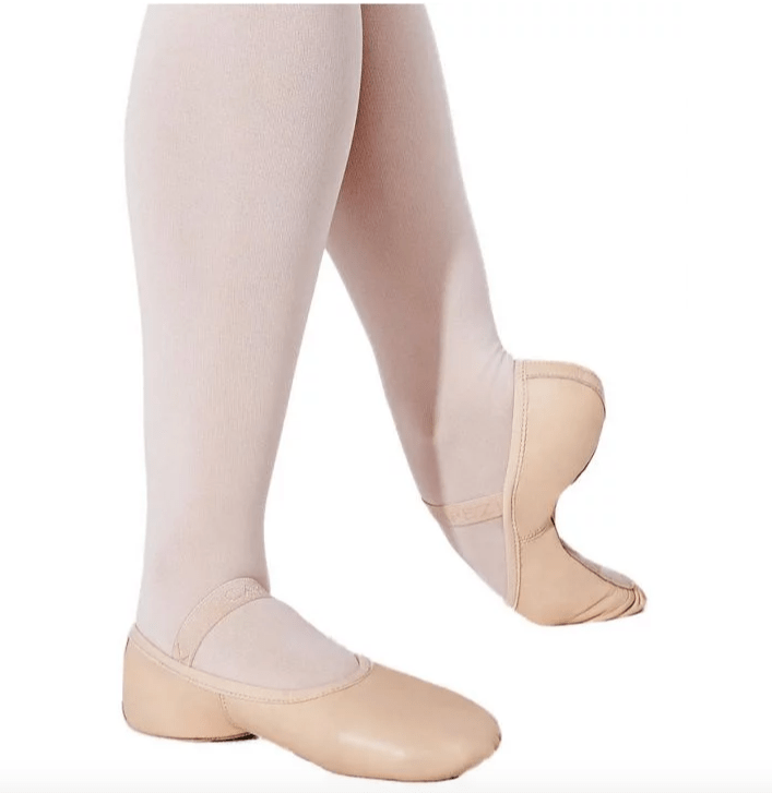 "Capezio ""Lily"" Ballet Shoe CAPEZIO Department: 121 -- SHOES"