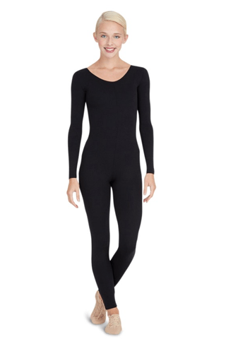 Capezio Long Sleeve Unitard-Adult