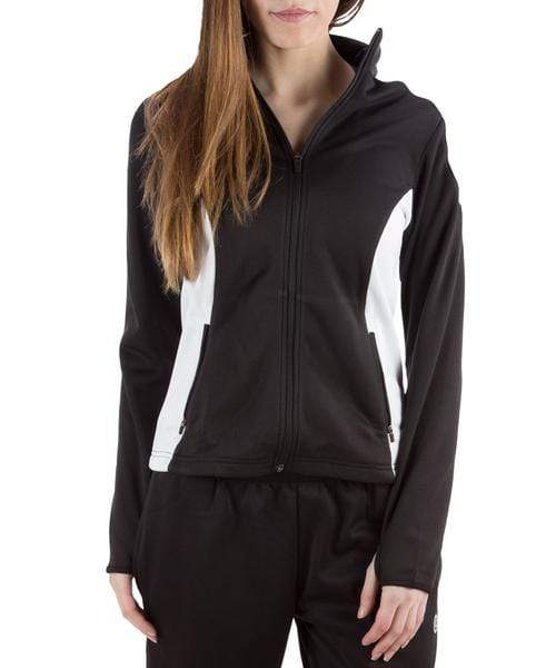 Covalent Activewear Ladies Bold 2 Jacket Covalent Active Wear jacket