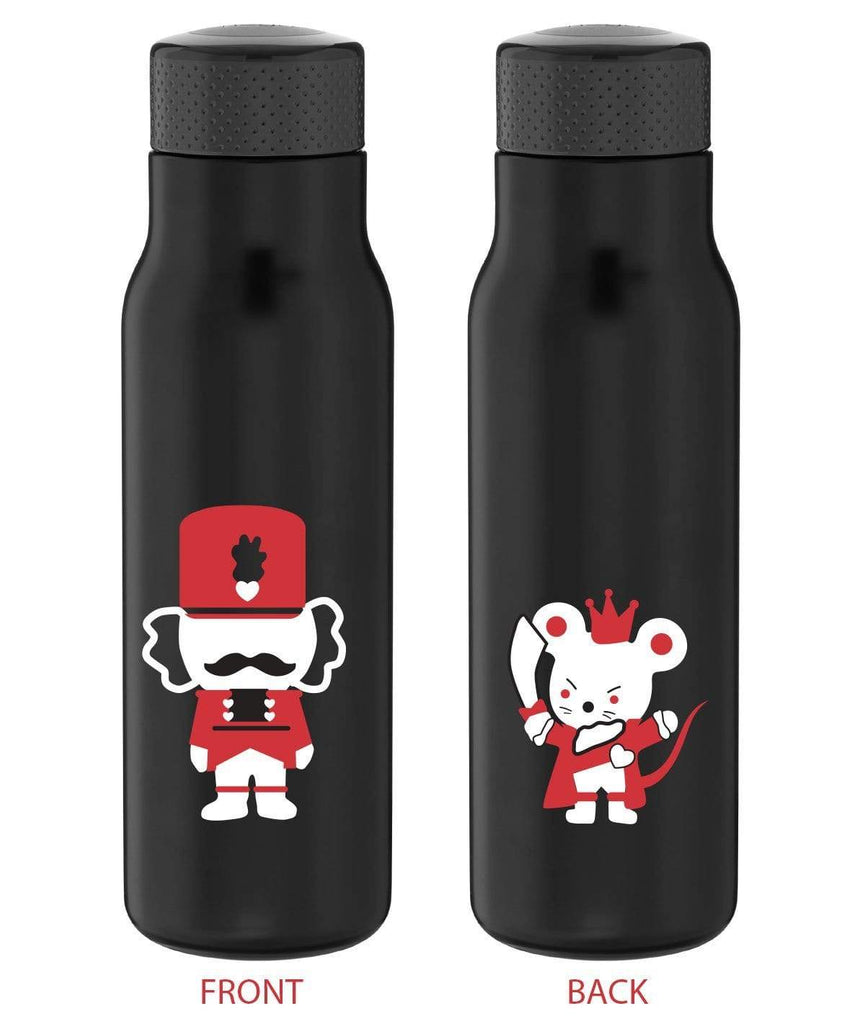 Covet Nutcracker and Mouse King Water Bottle covet dance water bottle
