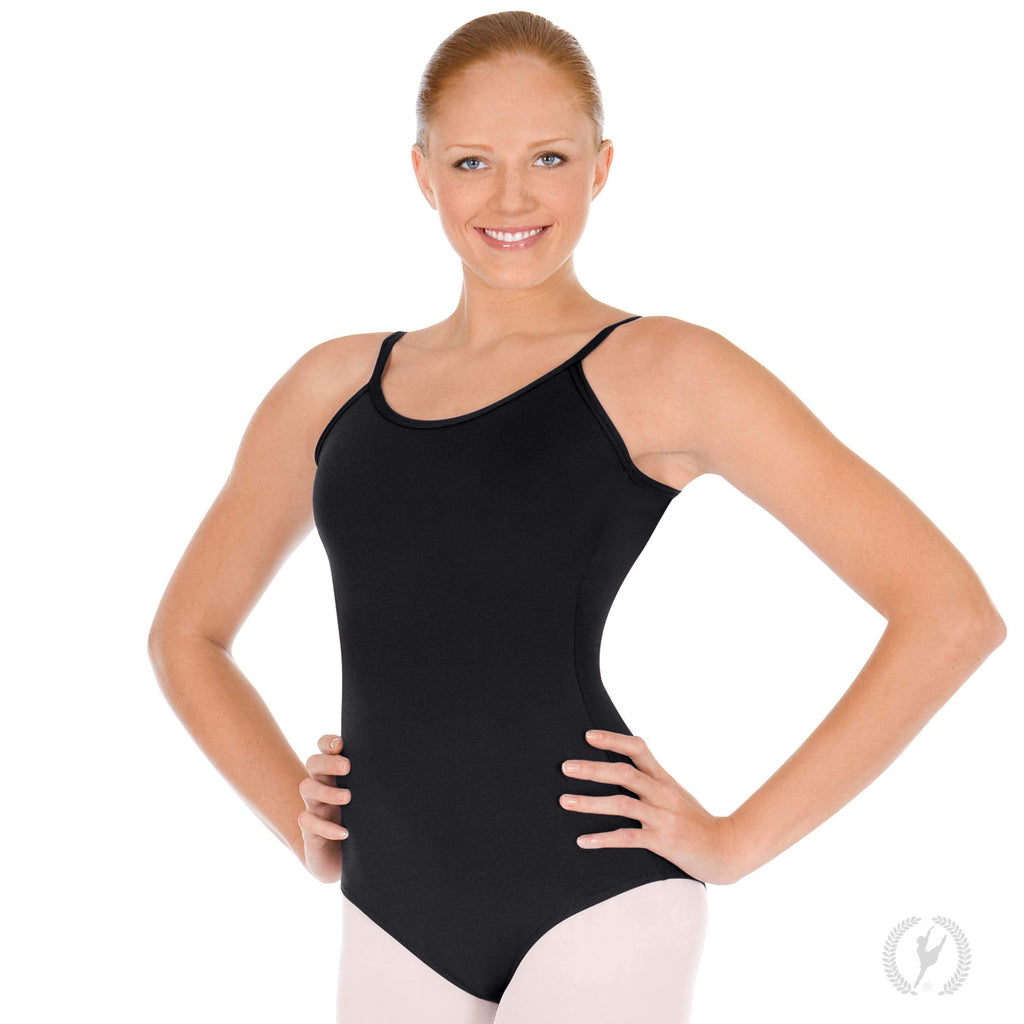 Eurotard Adult Adjustable Strap Camisole Leotard Eurotard LEOTARD