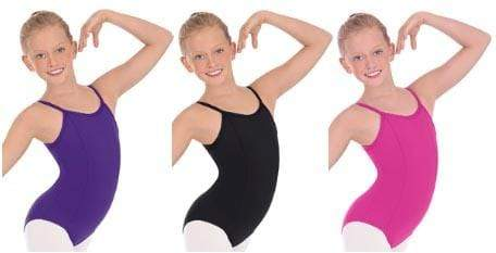 Eurotard Child Adjustable Strap Princess Seam Leotard Eurotard LEOTARD