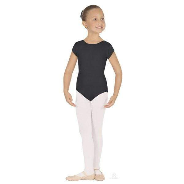 Eurotard Short Sleeve Cotton Child Leotard Eurotard LEOTARDS