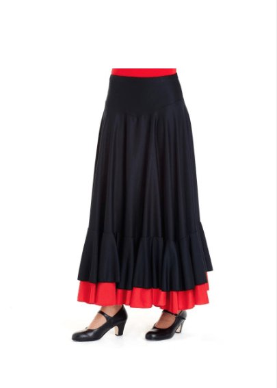 Intermezzo Flamenco Skirt Intermezzo flamenco skirt