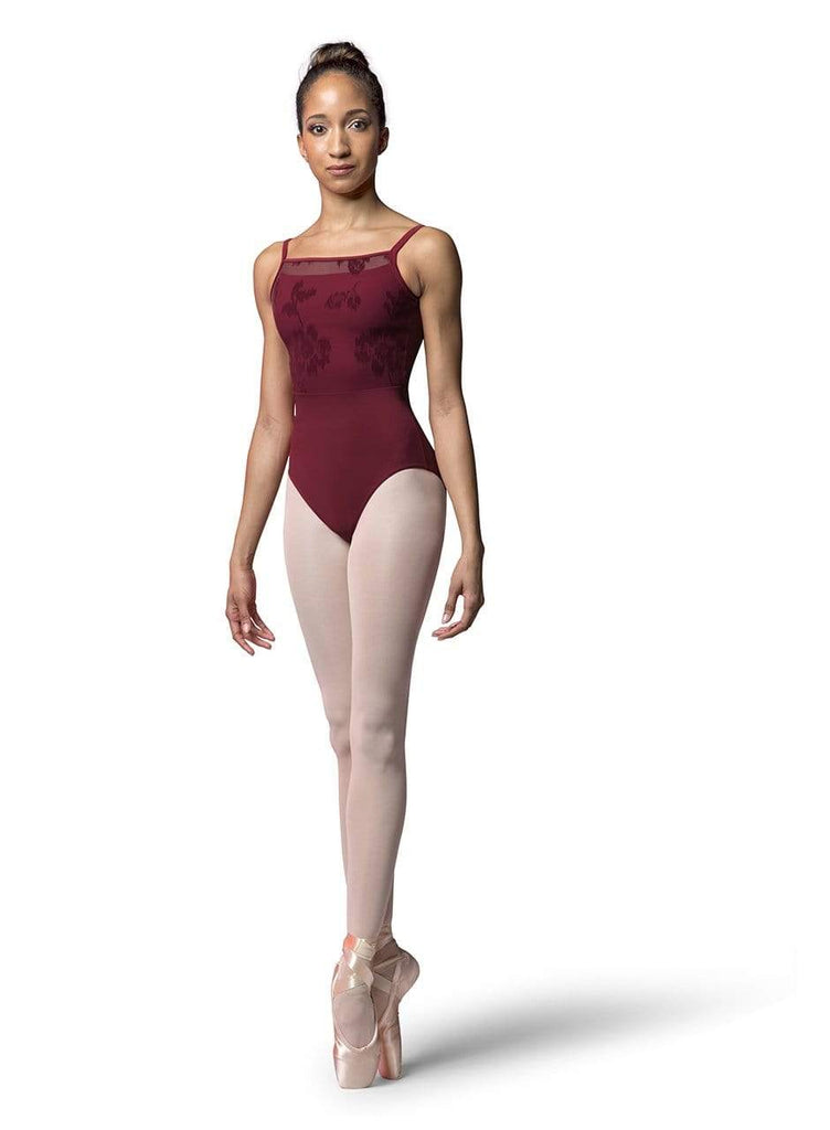 Mirella Gather Back Camisole Leotard MIRELLA LEOTARD