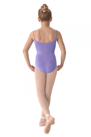 Mirella Children's Cotton Camisole Leotard