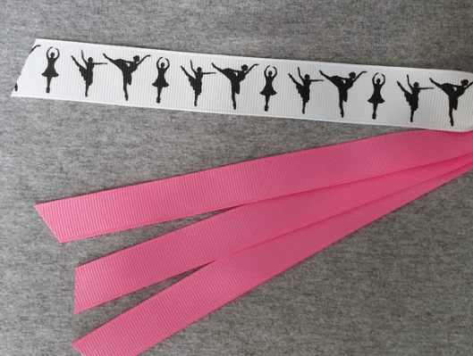 DANCE PONY RIBBONS