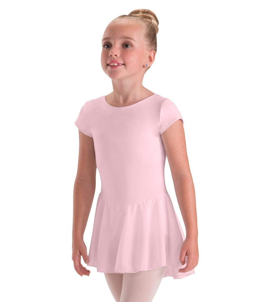 Motionwear Cap Slv Skirted Leotard MOTIONWEAR Dress