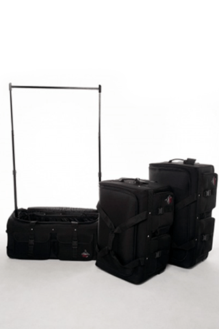 RAC-N-ROLL DANCER'S SUITCASE-MEDIUM RAC N' ROLL Dance bag