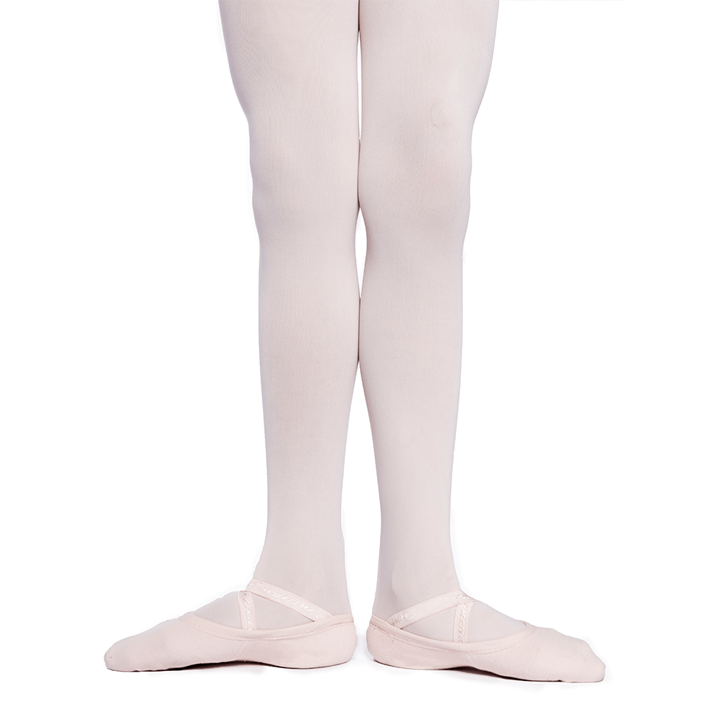 "Russian Pointe ""Vivante"" Child Stretch Canvas Ballet Slipper Russian pointe ballet shoes"