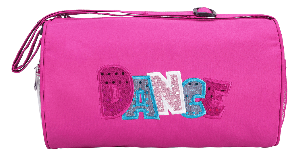 Glitter Dance Duffel Bag Sassi Designs bags