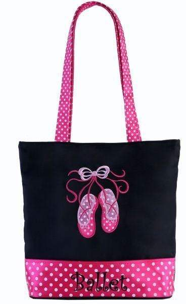 Sassi Designs Ballet Tote Bag Sassi Designs bags