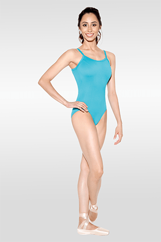"So Danca ""Patricia"" Princess Seamed Camisole Leotard-Adult So Danca LEOTARDS"