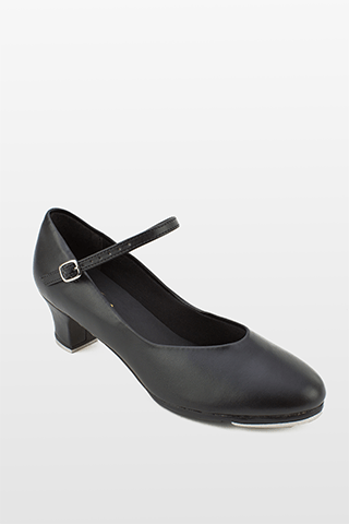"So Danca ""Tara"" Heeled Tap Shoe-Adult So Danca tap shoes"