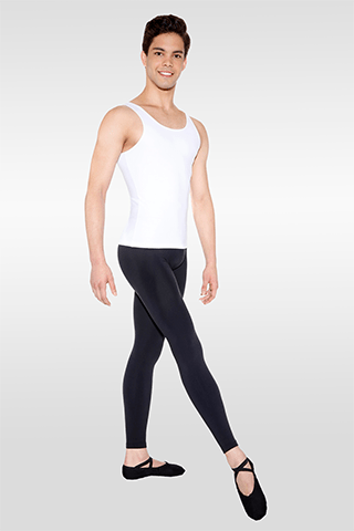 "So Danca ""Kiev"" Footless Tight-Men's So Danca tights"
