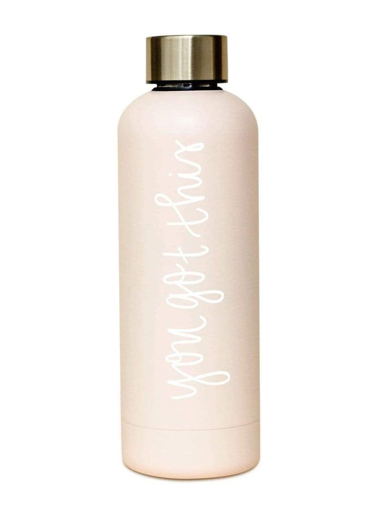 You Got This Metal Water Bottle Sweet Water Decor water bottle