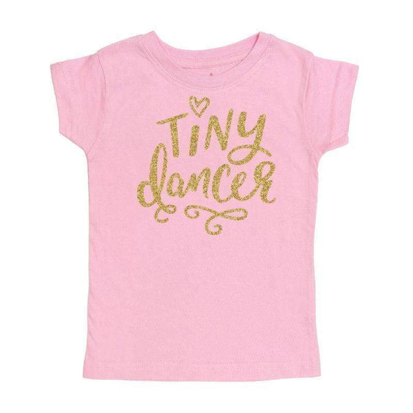 SWEET WINK TINY DANCER S/S SHIRT - LIGHT PINK