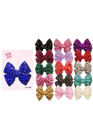CRYSTAL HAIR BOWS TYVM hair bows