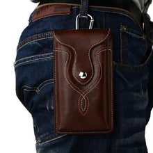 Load image into Gallery viewer, Waist Belt Clip Hook Loop Case Cover Bag Holster For Multi Smart Phone