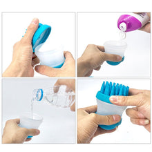 Load image into Gallery viewer, Creative Pet Shower Brush Sprayers Bathtub Multi-function Massage Tools