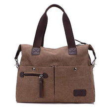 Load image into Gallery viewer, Large Capacity Removable Strap Multiple Pockets Shoulder Bag Crossbody Bag
