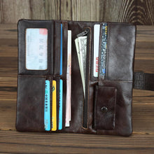 Load image into Gallery viewer, Super Soft Men's and Women's Retro Multi-card Wallet