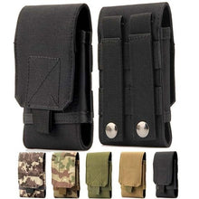 Load image into Gallery viewer, Outdoor Tactical Phone Hook Mobile Bag