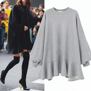 Oversize Loose Sweater Bottoming Sweaters