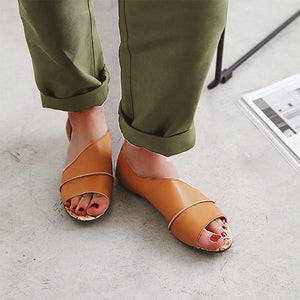 Women Fashion Comfy Open Toe Sandals