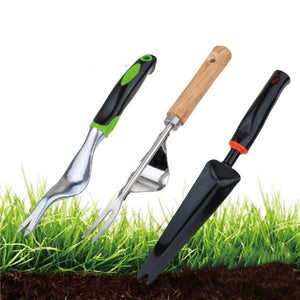 Manual Multifunction Weeder Transplant Tool