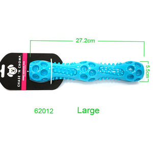 Durable Floating Squeaking Fetch Stick Dog Toy