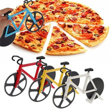 Load image into Gallery viewer, Bicycle Professional Stainless Steel Pizza Cutter
