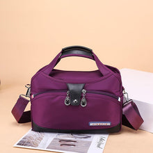 Load image into Gallery viewer, Women Casual Solid Color Large Capacity  Crossbody Bag