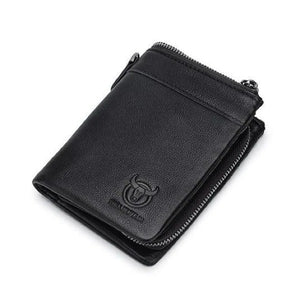Men's Large Capacity Multi-card Album Bit Split Wallet